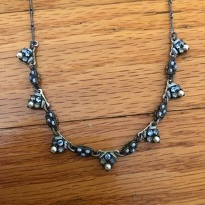 Jewelry - Light blue detailed Necklace